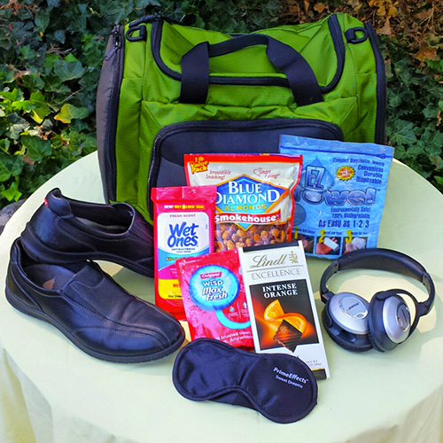 Travel Health & Happiness Supplies